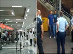 German Police Official Kolkata Investigate Cyber Crime Case