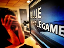 No Evidence Blue Whale Challenge Found Yet On Dead Teenagers Phone Says Police