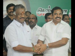 Merger Done Aiadmk Ops Is Deputy Chief Minister