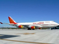 Air India Flight Denied Take Off Chicago Over Missing Seatbelt Tags