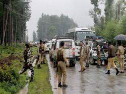 Three Arrested Attack On Amarnath Yatris