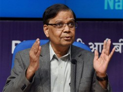 Arvind Panagariya Resigns As Vice Chairman Niti Aayog