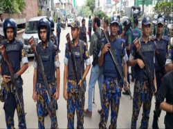 Terror Attack Bid Foiled Bangladesh Near Mujibar Rahaman House