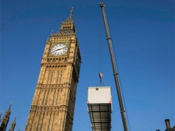 Big Ben S Famous Bongs Are Be Silenced Up Four Years