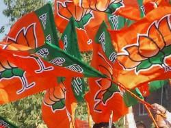 Bjp Burns Effigy Mamata Banerjee Front Election Commission
