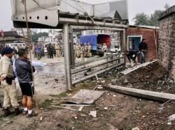 A Blast Occurs At Trinamool Congress Leader S House Birbhum
