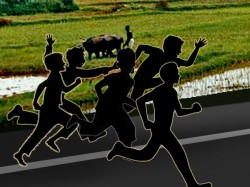 Teenage Boys Escape From Home Panchla