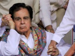 Dilip Kumar Icu Battling Renal Failure