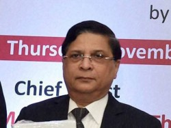 Justice Dipak Misra Sworn As 45th Chief Justice India
