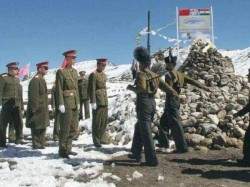India Deploys More Troops Along China Border Sikkim Arunachal
