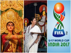 Durgapujore Bengal Places On The World Football Map Fifa Website