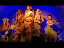 Some Theme Puja And Around Kolkata The Year