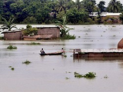 The Possibility Flood South Bengal Has Been Created Again Due To Heavy Rain