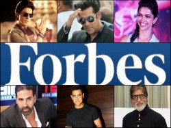 Forbes Releases List Bollywood S 10 Highest Paid Shah Rukh Khan Tops Deepika Beat Ranveer Ranbir