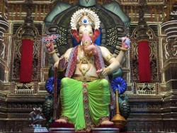 Ganesh Chaturthi Celebration India On 25th August