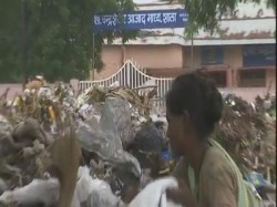 In Madhya Pradesh School Named After Freedom Fighter Into Garbage Yard