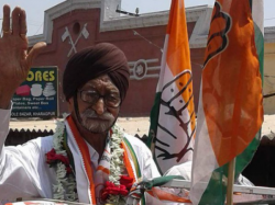 Veteran Congress Leader Gyan Singh Sohanpal Is Passes Away
