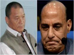 Gjm Still Demand Gorkhaland After Peace Message Rajnath Sing