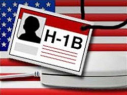 India Tops As H 1b Visa Applicants