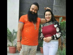 Ram Rahim Wanted Mysterious Woman Honeypreet Stay With Him In Rohtak Jail