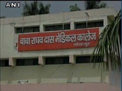 Children Die 48 Hours Gorakhpur Hospital