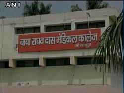 Children Die 48 Hours Gorakhpur Hospital