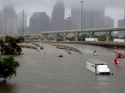 Houston Floods Catastrophic Flooding From Harvey Worsen