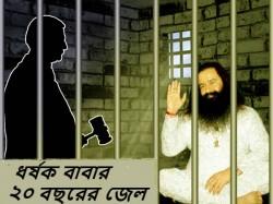 High Octane Drama Ram Rahim Continues Inside Rohtak Jail