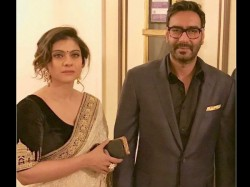 Kajol Ajay Devgn Share Screen Space After Seven Years