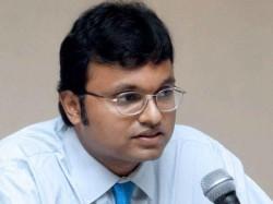 Cbi Registers Look Notice Name Chidambaram S Son Karti