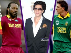 Shahrukh Khan Takes Stars Build His Tema Cape Town Team