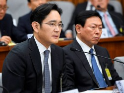 Samsung Heir Jailed Five Years Corruption Case