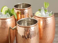 Cocktails In Copper Mugs Is Highly Poisonous Says Research