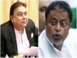 Tmc Plans Give Responsibility Madan Mitra Replace Mukul Roy