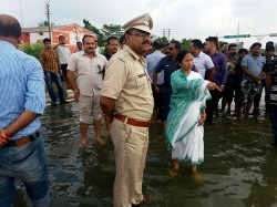 Mamata Banerjee Reviews Flood Situation North Bengal