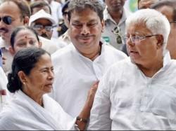 Mamata Bandyopadhyay Will Attend Patna Rally Calls Lalu Prasad