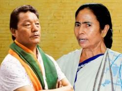 Bimal Gurung Sends Letter Chief Minister Restore Peace Darjeeling