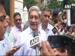 Manohar Parrikar Wins Panaji Bypoll Huge Margin