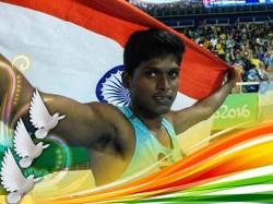 Mariyappan Thangavelu Indian Paralympic High Jumper Won Gold At Rio Paralympics