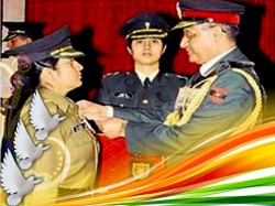 Mitali Madhumita Ist Woman Officer Who Got Sena Medal