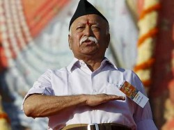 Rss Chief Defies Government Circular Hoist Tricolor At Kerala School