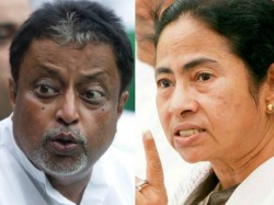 Mukul Roy Is Going Form New Party Break The Trinamool Congress