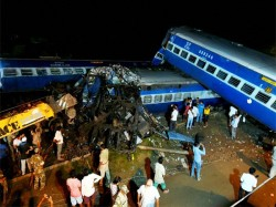 Utkal Express Train Driver Not Informed About Track Repair