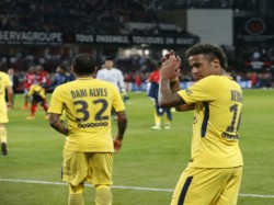 Neymar Scores His Debut Match On Sunday With Psg Jersey
