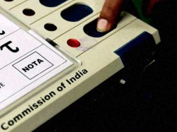Nota Be Available Gujarat Rajya Sabha Elections