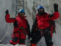 Police Couple From Pune Fired After Faking Everest Summit