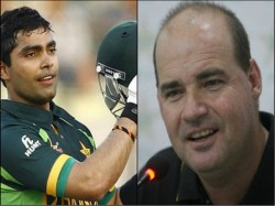 Umar Akmal Blast Against Pakistan Coach Mikey Arthur