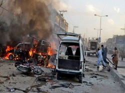 Suicide Bombing Pakistan Claims Atleast 15 Lives