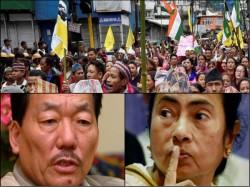Sikkim Remains Cut Off Every Time Due Gorkhaland Agitation Pawan Chamling Sikkim
