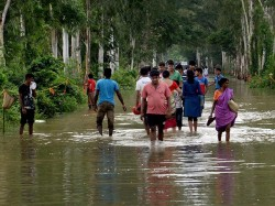 West Bengal S Many Zilla S Flood Situation Worsen Mamata Govt Stepped Up